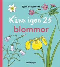 Knn igen 25 blommor